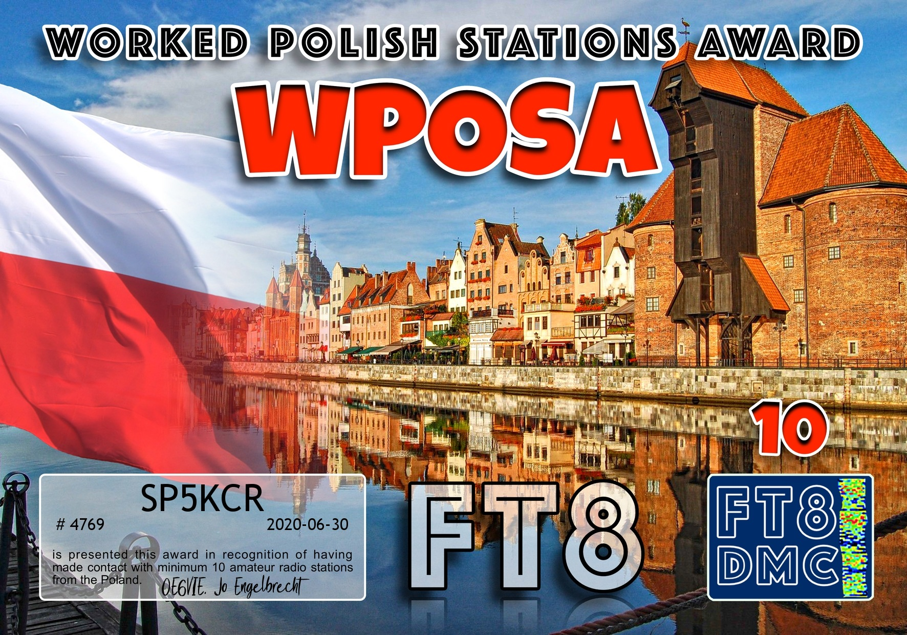 SP5KCR WPOSA III FT8DMC